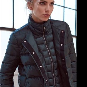 Kit & Ace Down Puffer Jacket Coat XS